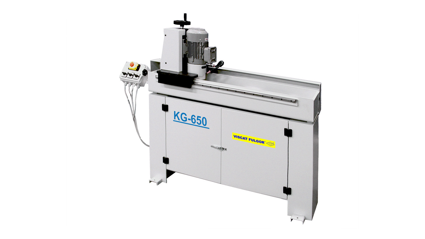 Logo Grinding machines for plane knives KG-650 and KG-850.