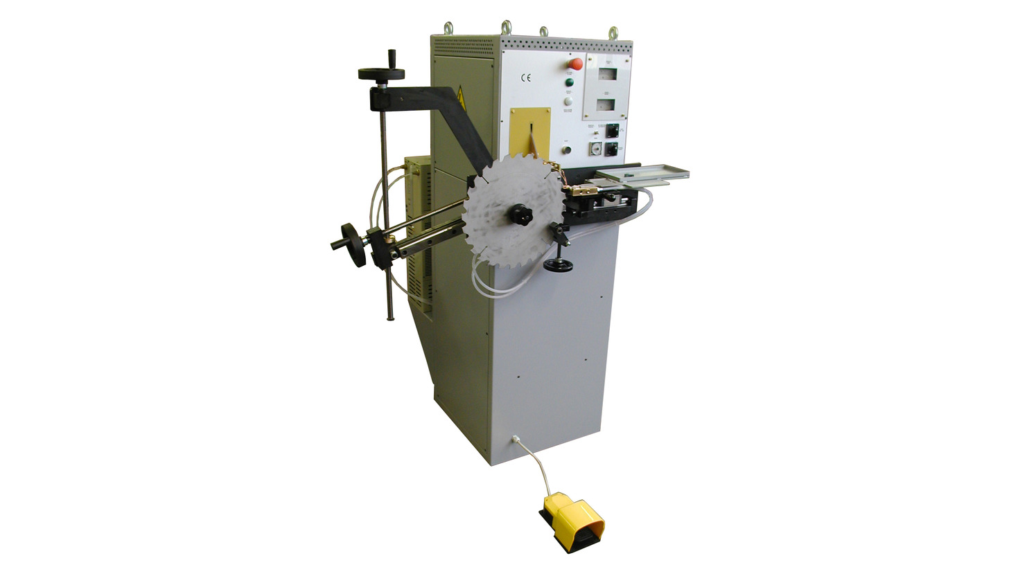 Logo High frequency electric generator for induction braze-welding - BHF.