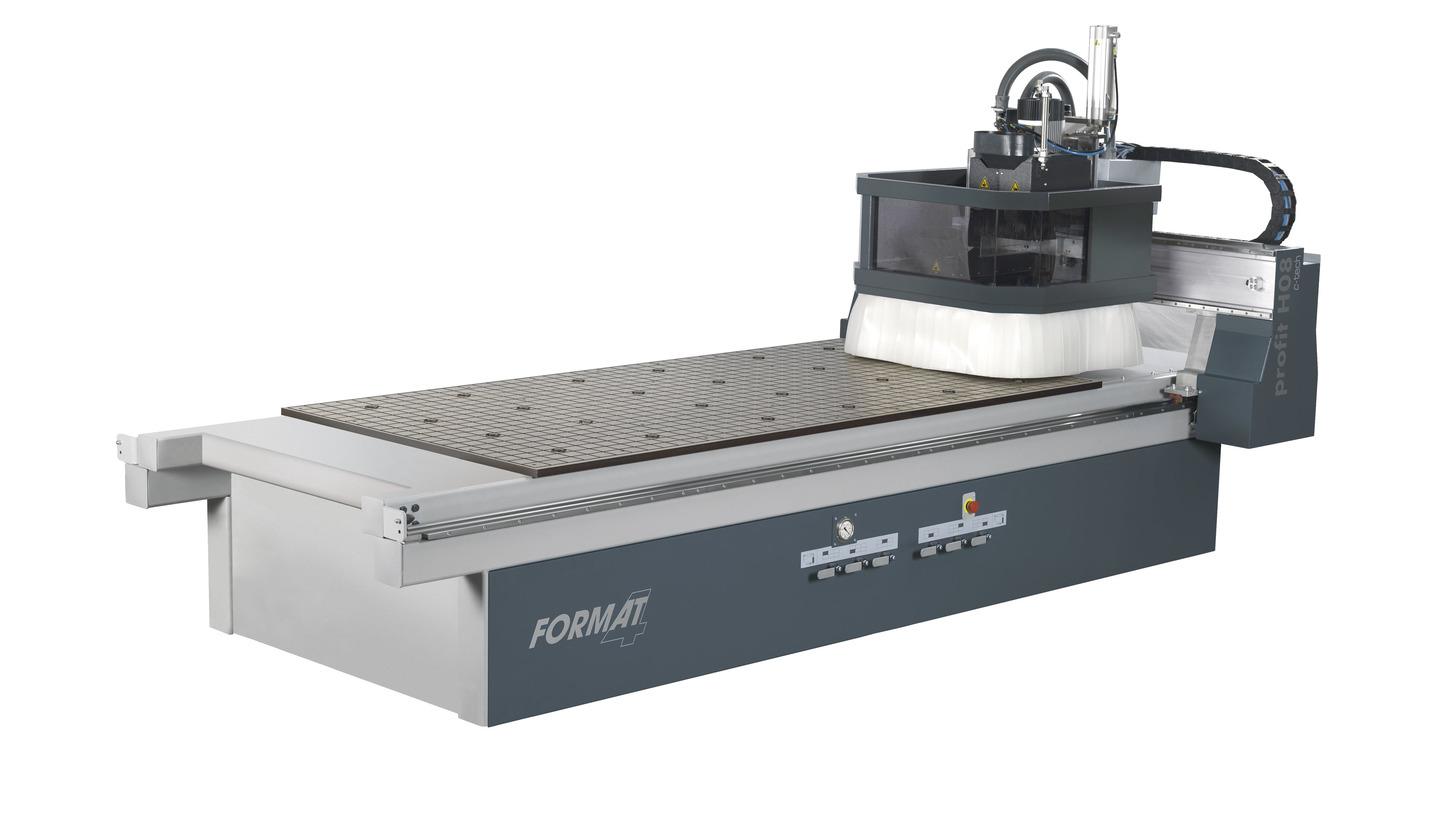 Logo FORMAT-4 CNC-Nestingtechnologie