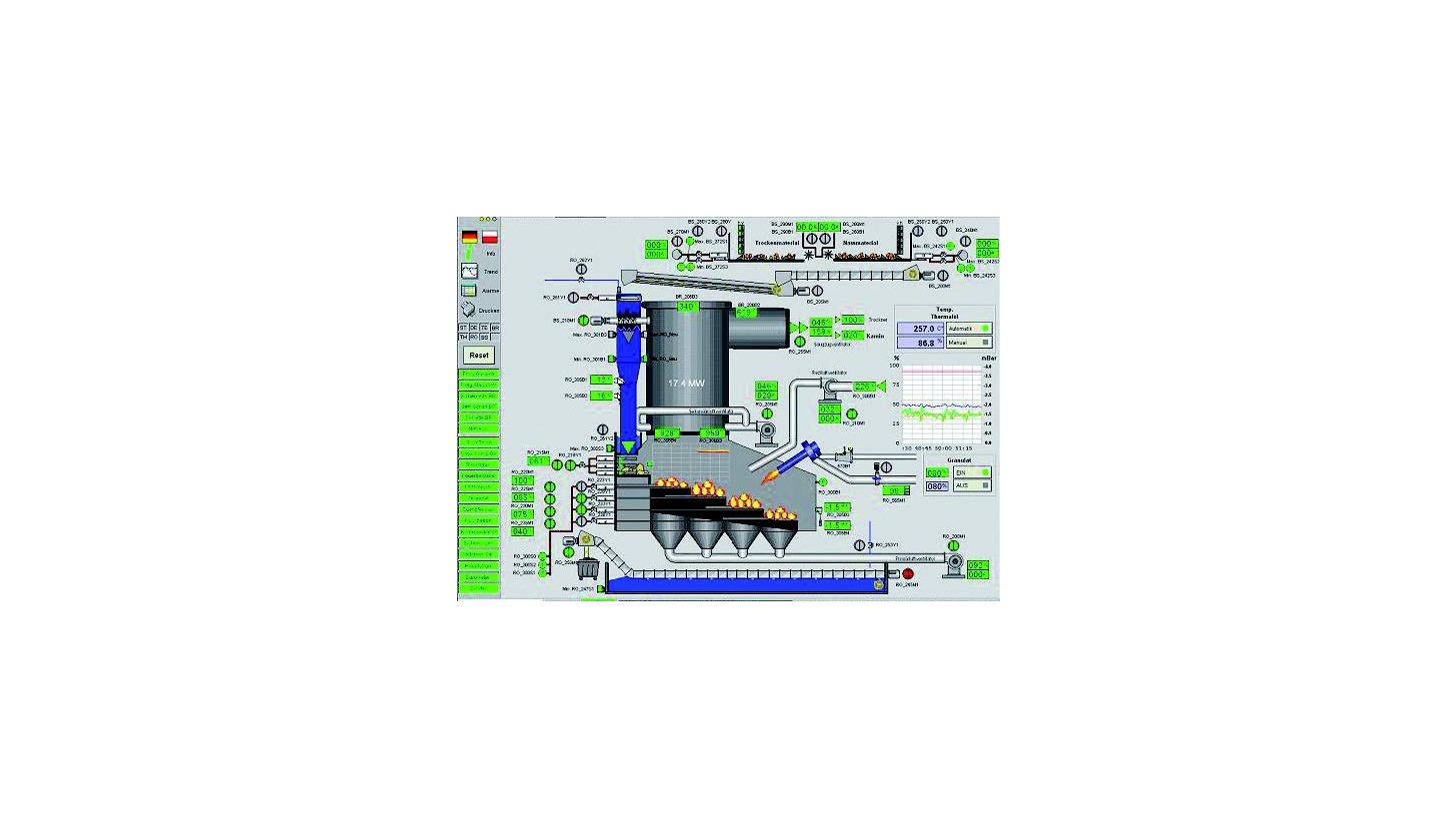 Logo Schaltanlagen und Steuerung sowie Automatisierung