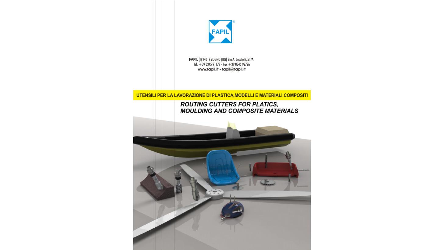 Logo CUTTERS FOR PLASTICS, MOULDS & COMPOSITE