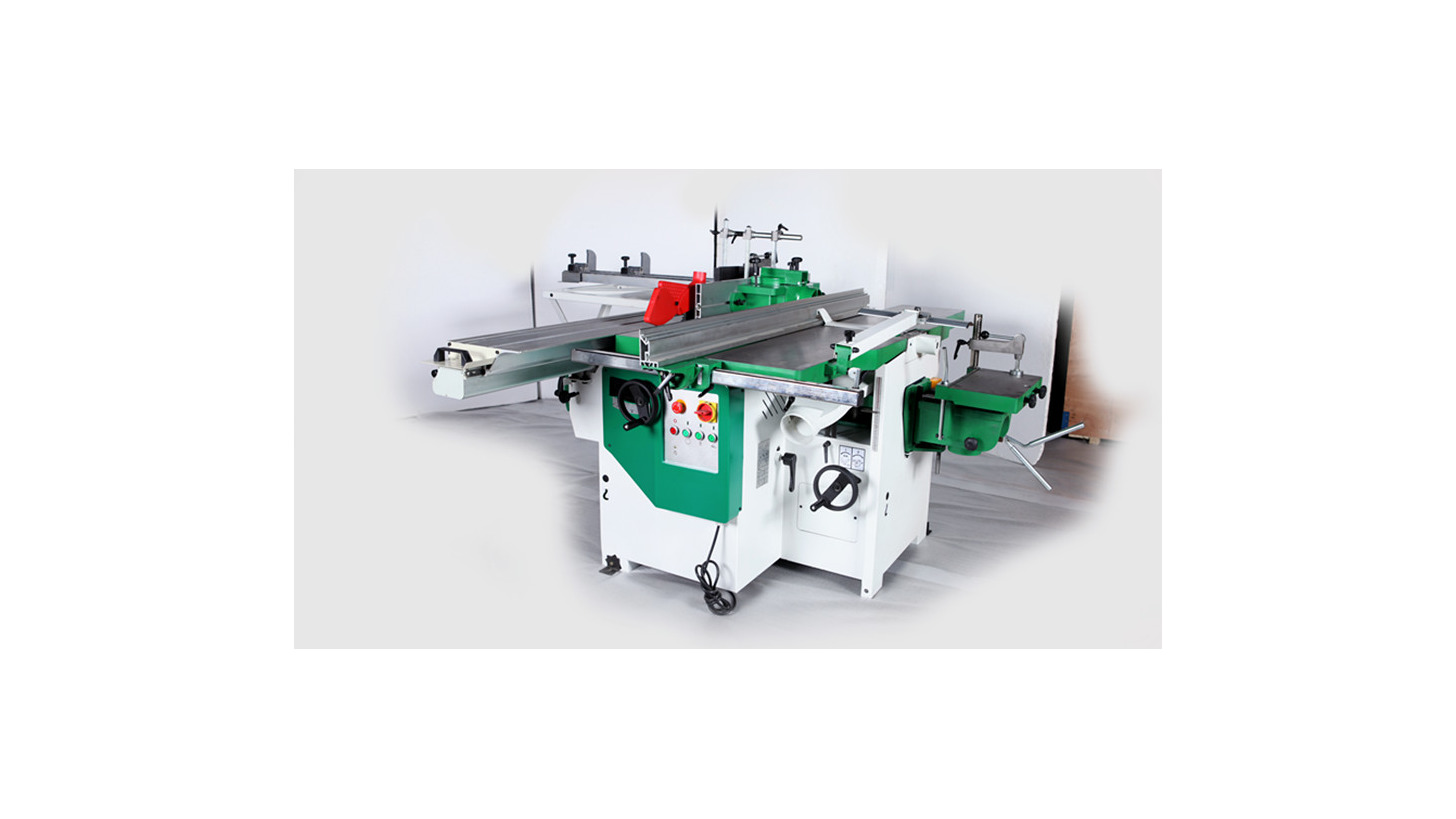 Logo Woodworking Combination Machine ML410