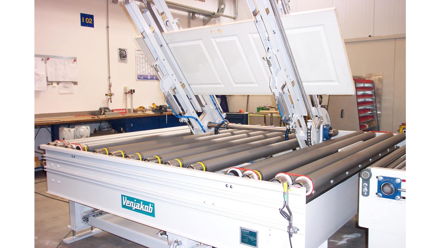 Logo Conveyor and handling technology