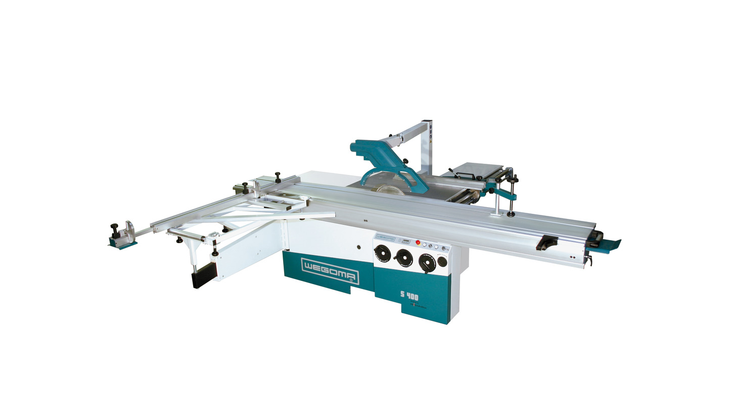 Logo S400 Sliding table panel saw