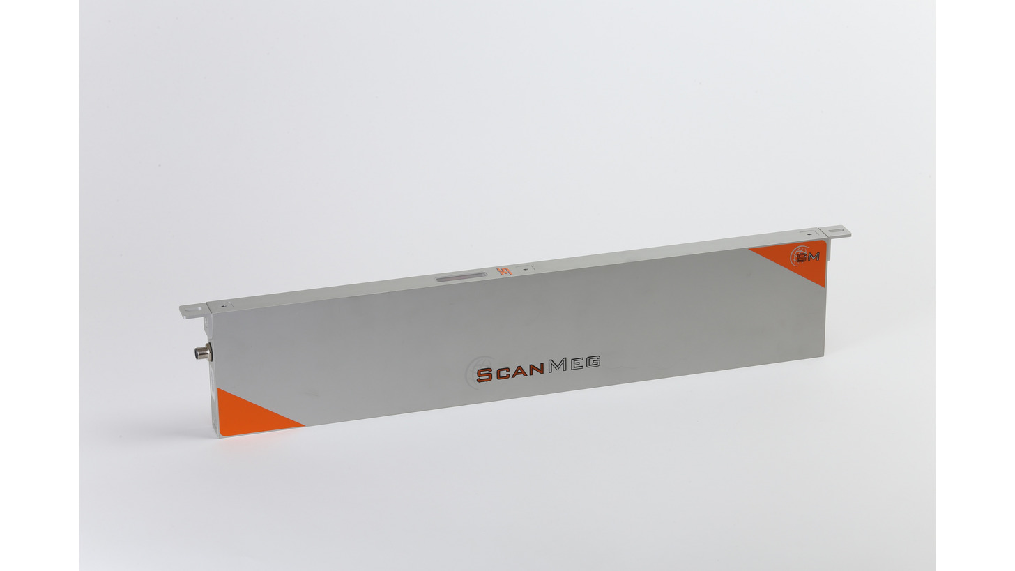 Logo Long range single-point laser  Type SE