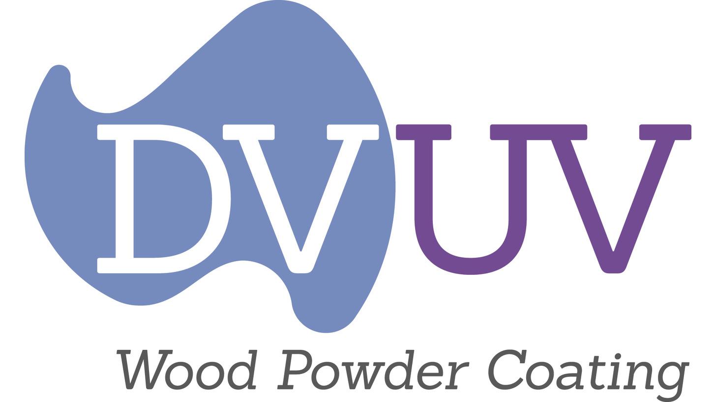 Logo DVUV Wood Powder Coating