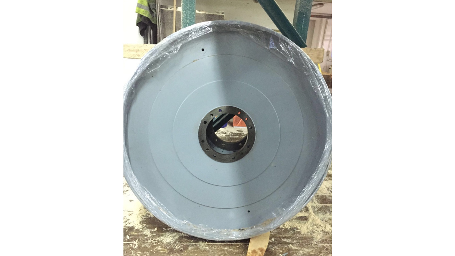 Logo Band Saw Wheel Grinding Service