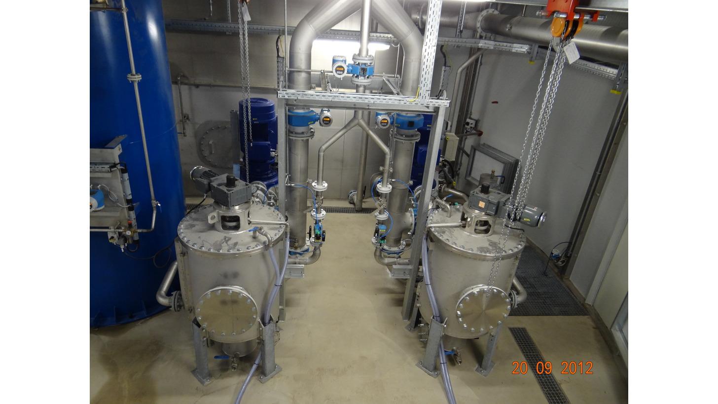 Logo Wasseraufbereitungsanlagen