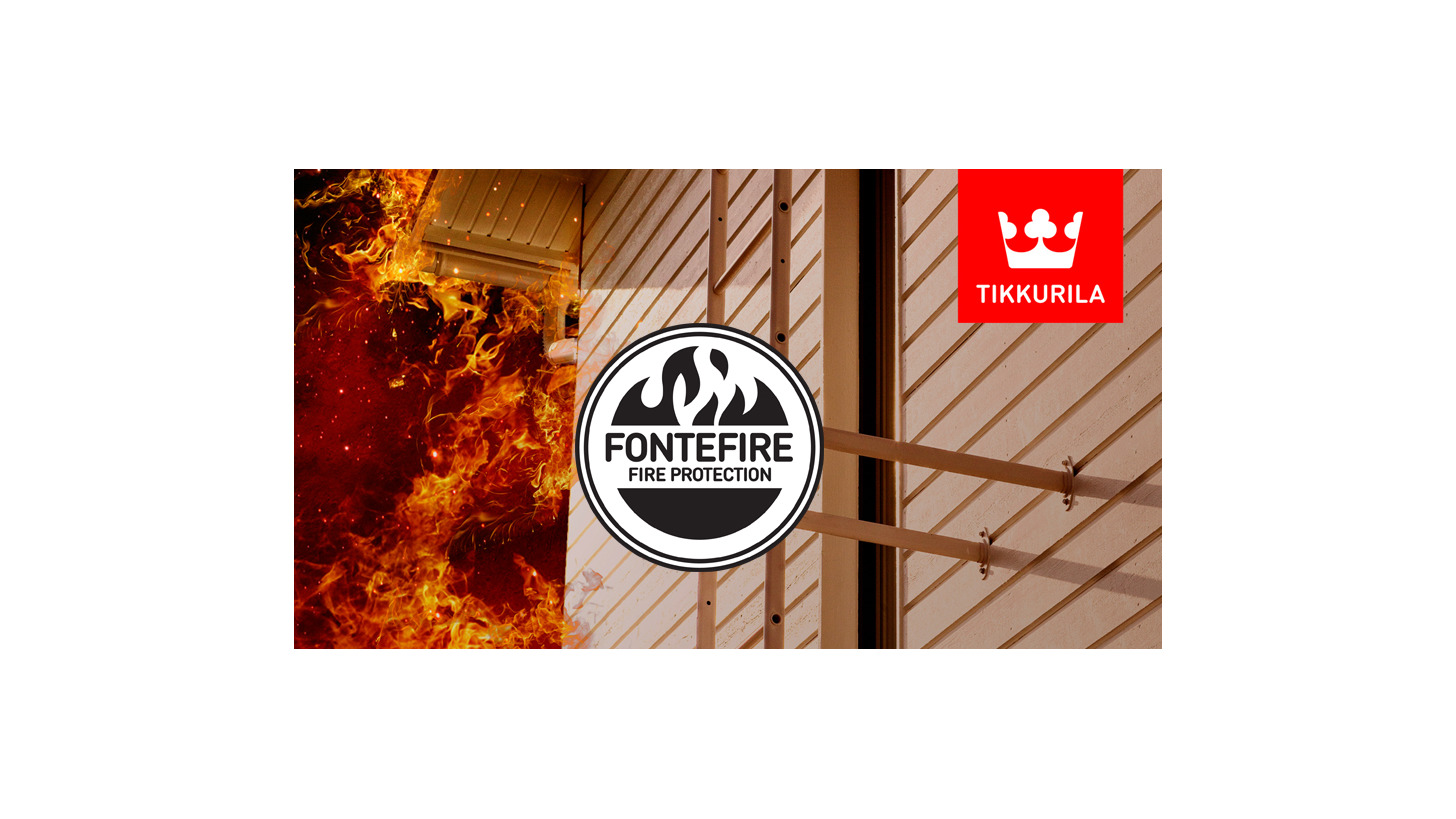Logo Tikkurilas neuer Brandschutzanstrich