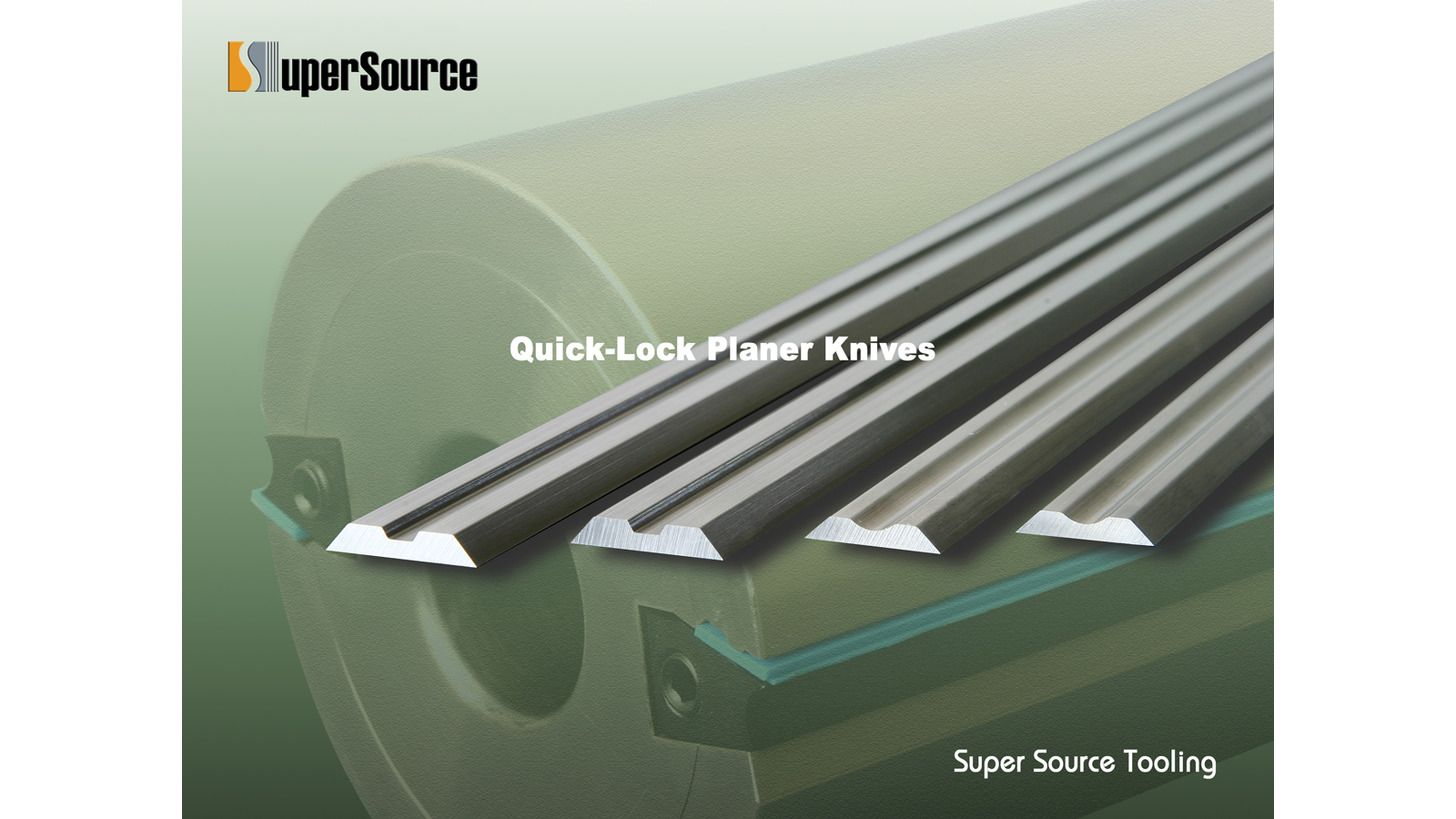 Logo Quick-Lock Planer Knives