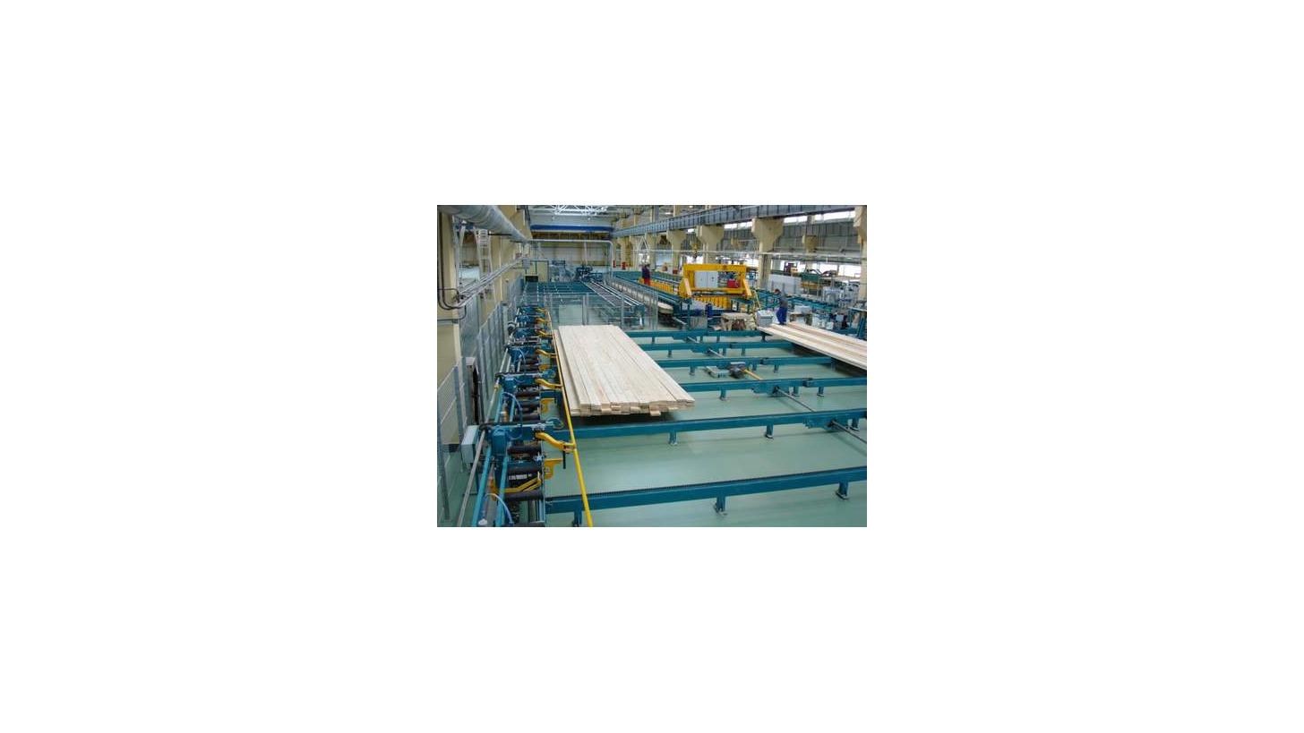 Logo Glulam production line