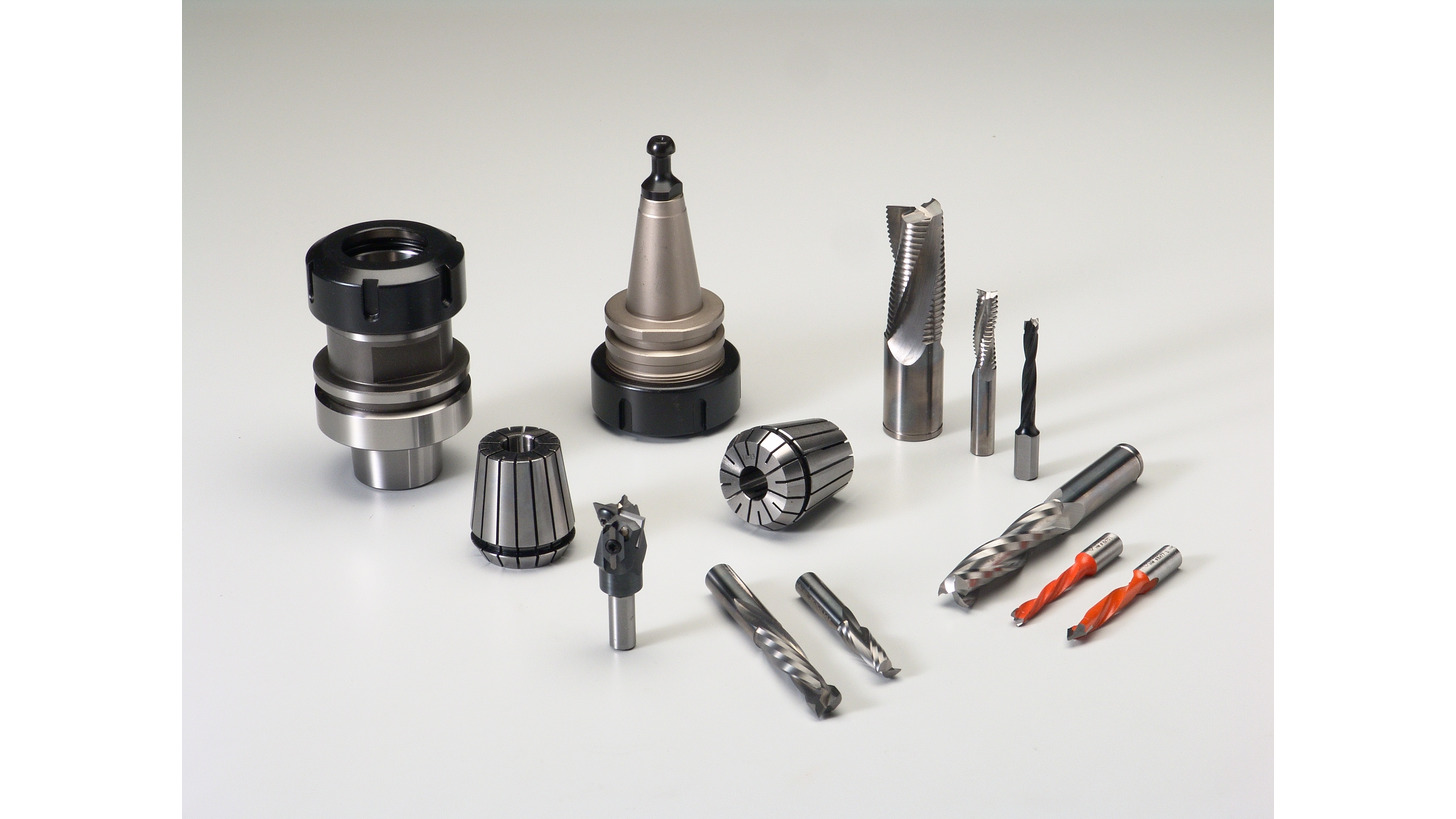Logo CLAMPING SYSTEMS FOR SHANK CUTTERS