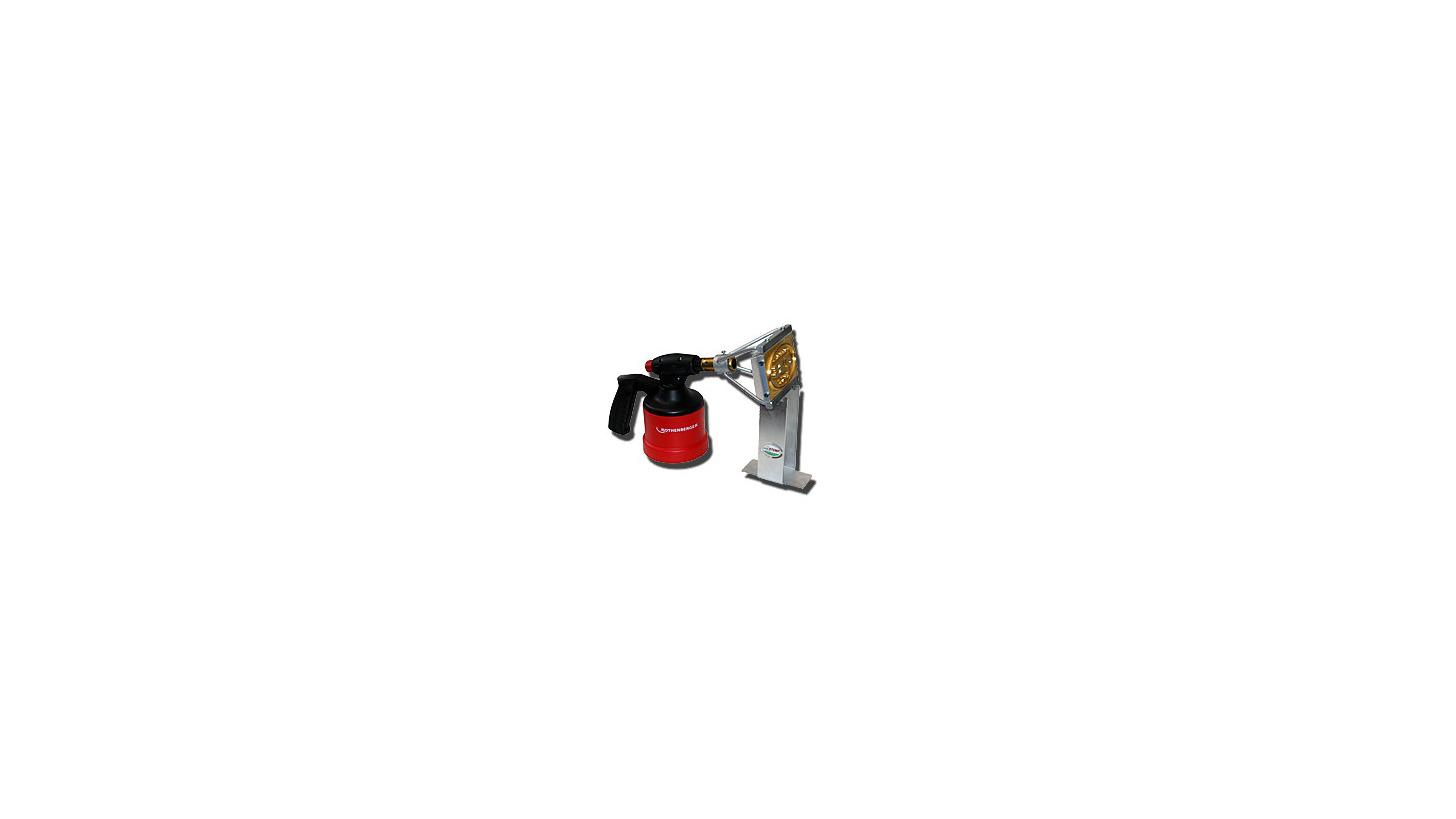 Logo Gasbeheizte Brandstempel