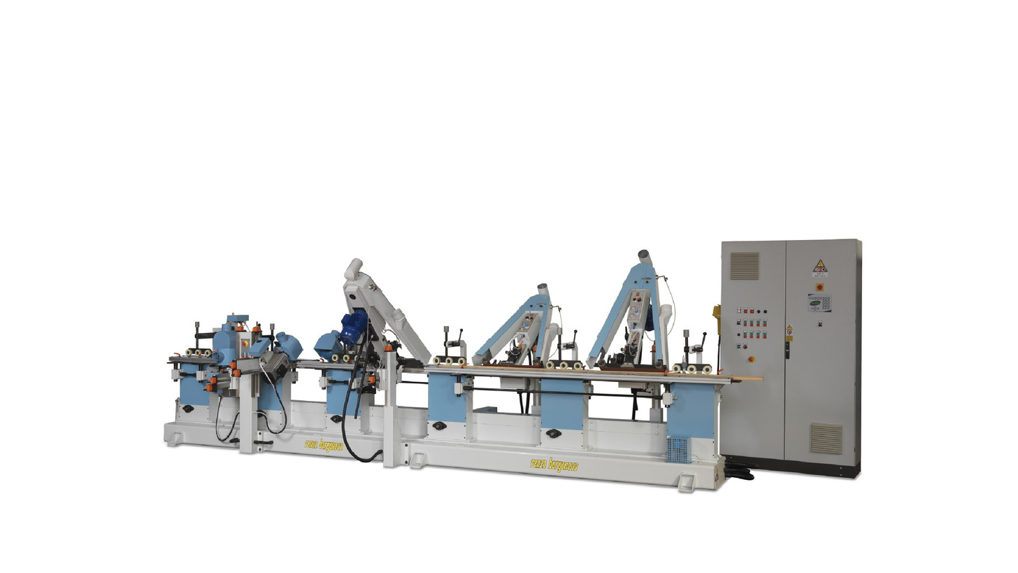 Logo AUTOMATIC SANDING MACHINES