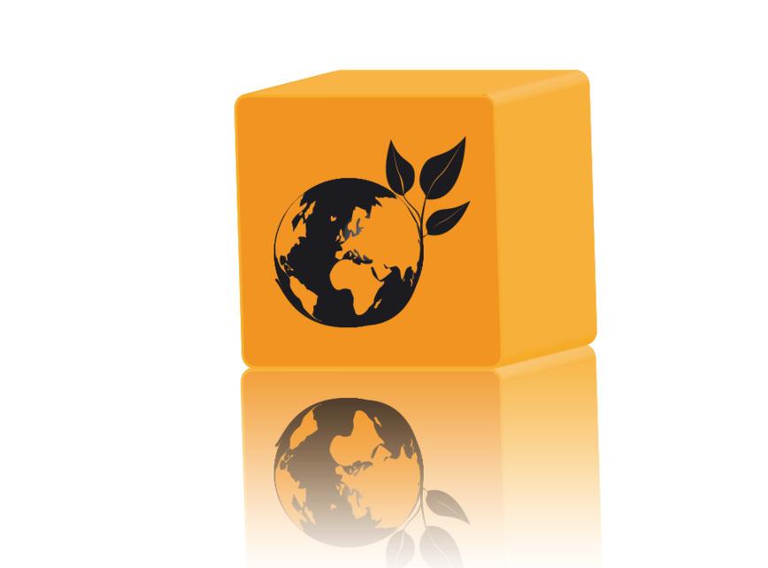 Logo Ressourcen-Effizienz für alle Bereiche