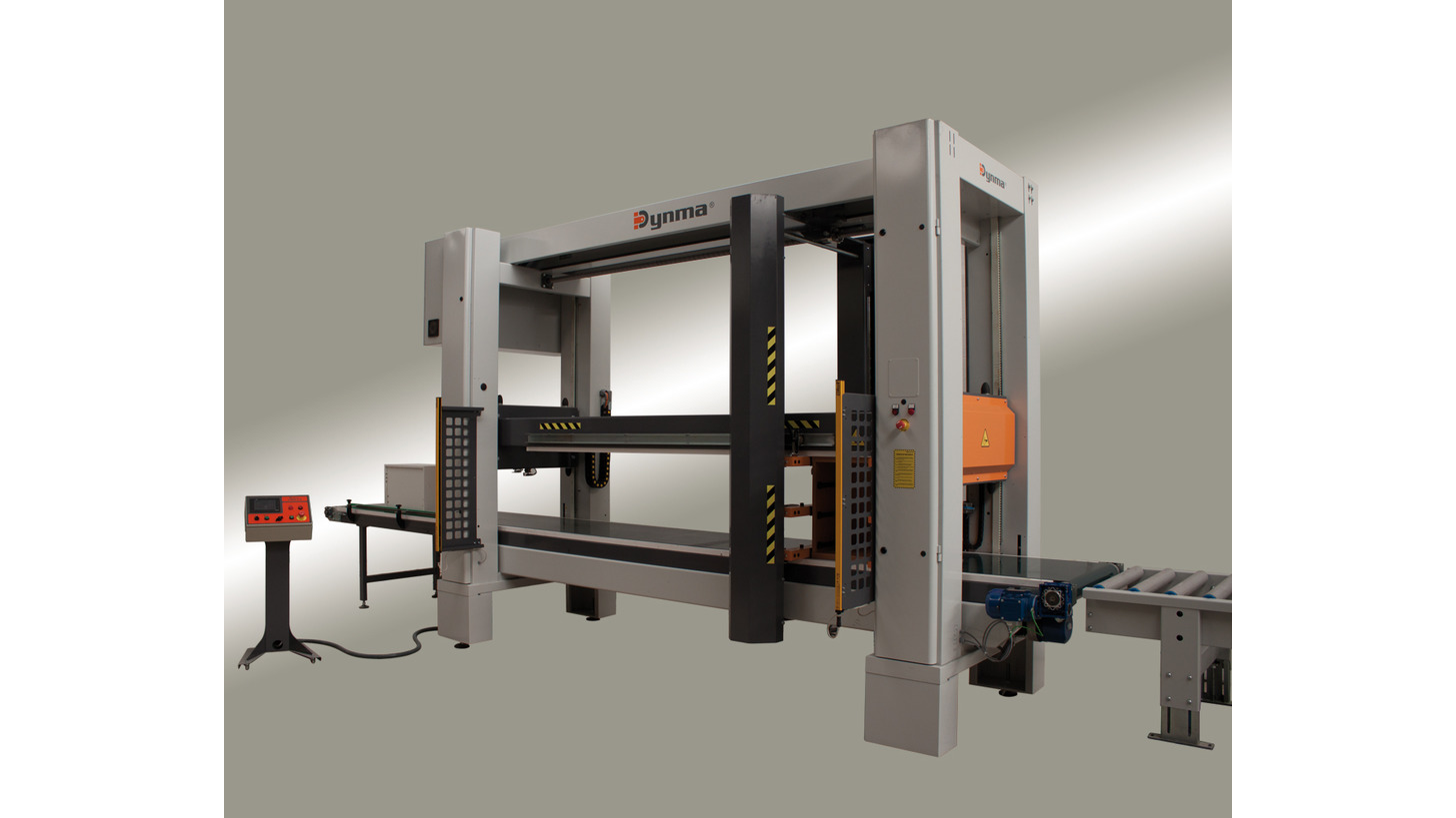Logo Auto-adjustable Electro-Mechanical Press