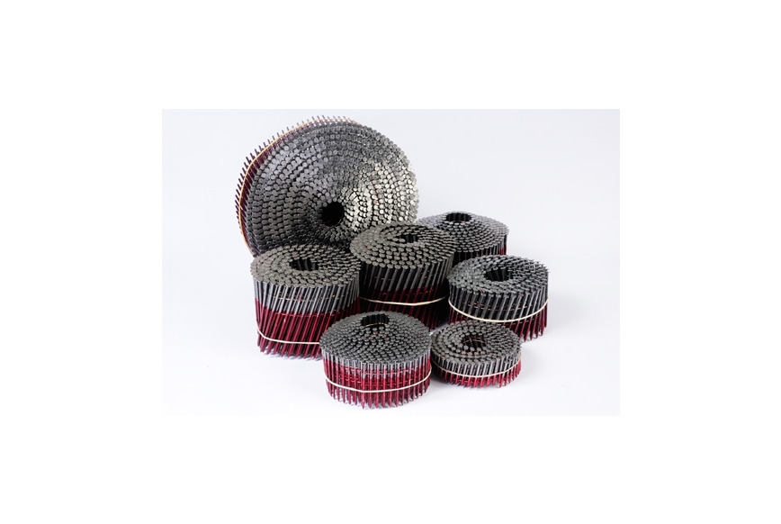 Logo Wire Coil Nails