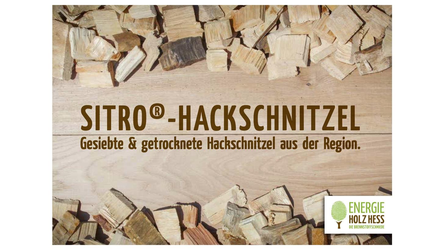 Logo SiTro®-Hackschnitzel