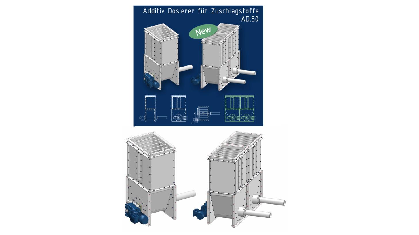 Logo Additiv Dosierer