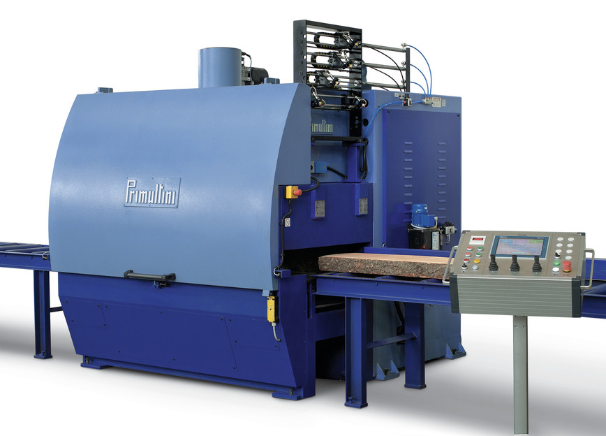 Logo ONE-SPINDLE MULTIPLE RIPSAW WITH MOVABLE OR FIXED BLADES