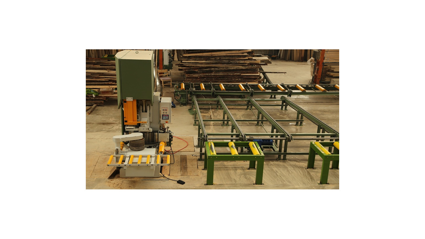 Logo Vertical Band Resaw Machines