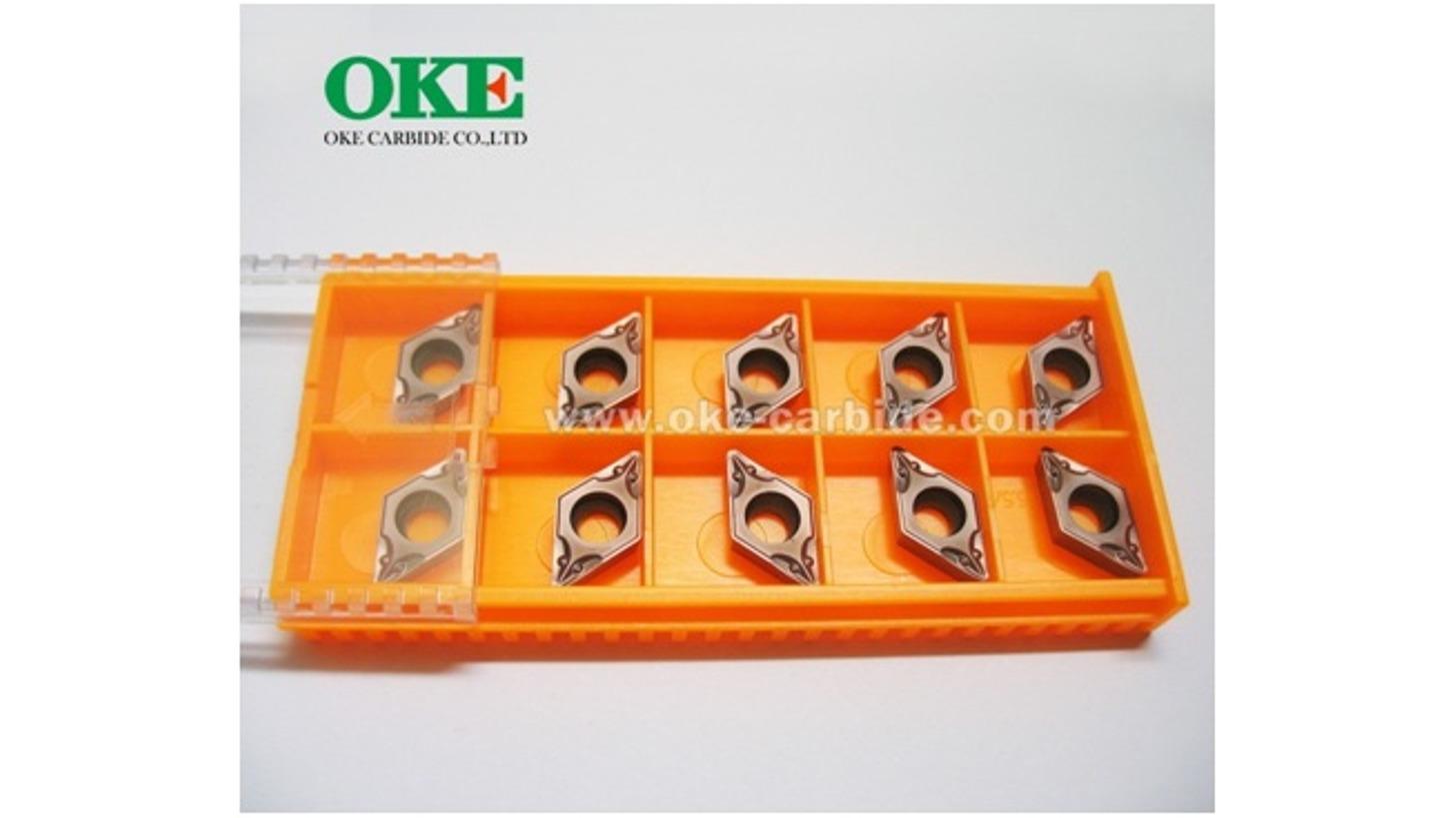 Logo Indexable Carbide Turning Inserts