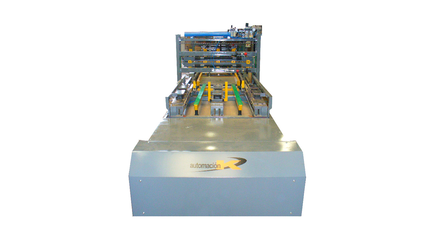 Logo Automatic Nailing Line