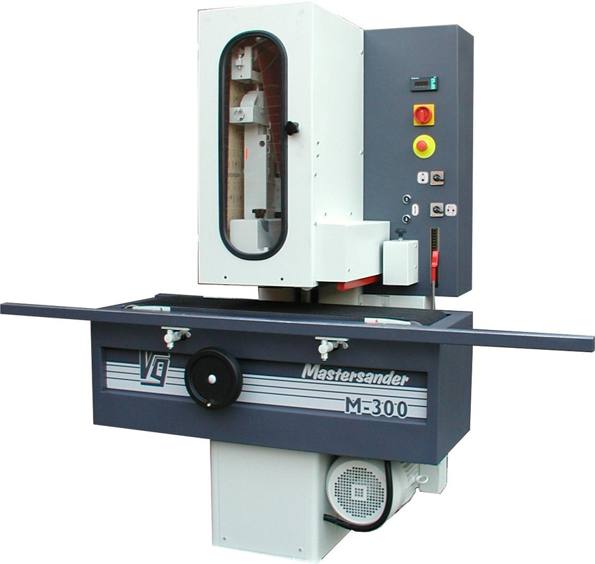 Logo SANDING MACHINES, BRUSHING MACHINES, DUST EXTRACTIONS