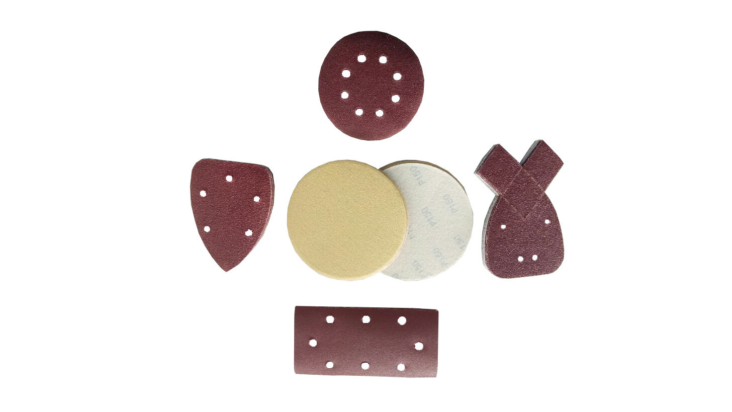 Logo Velcro Discs