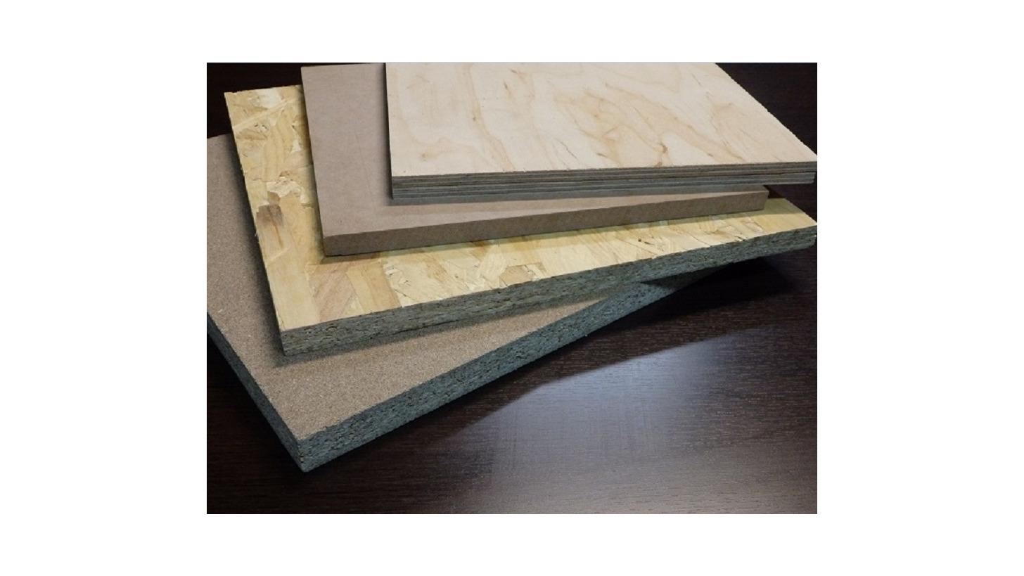 Logo Resin Technology for wood-based panels