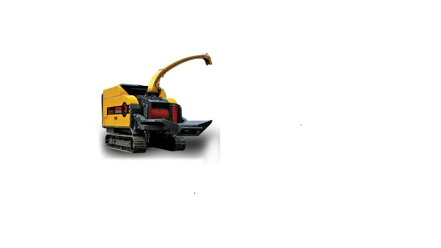 Logo The C1175 wood chipper