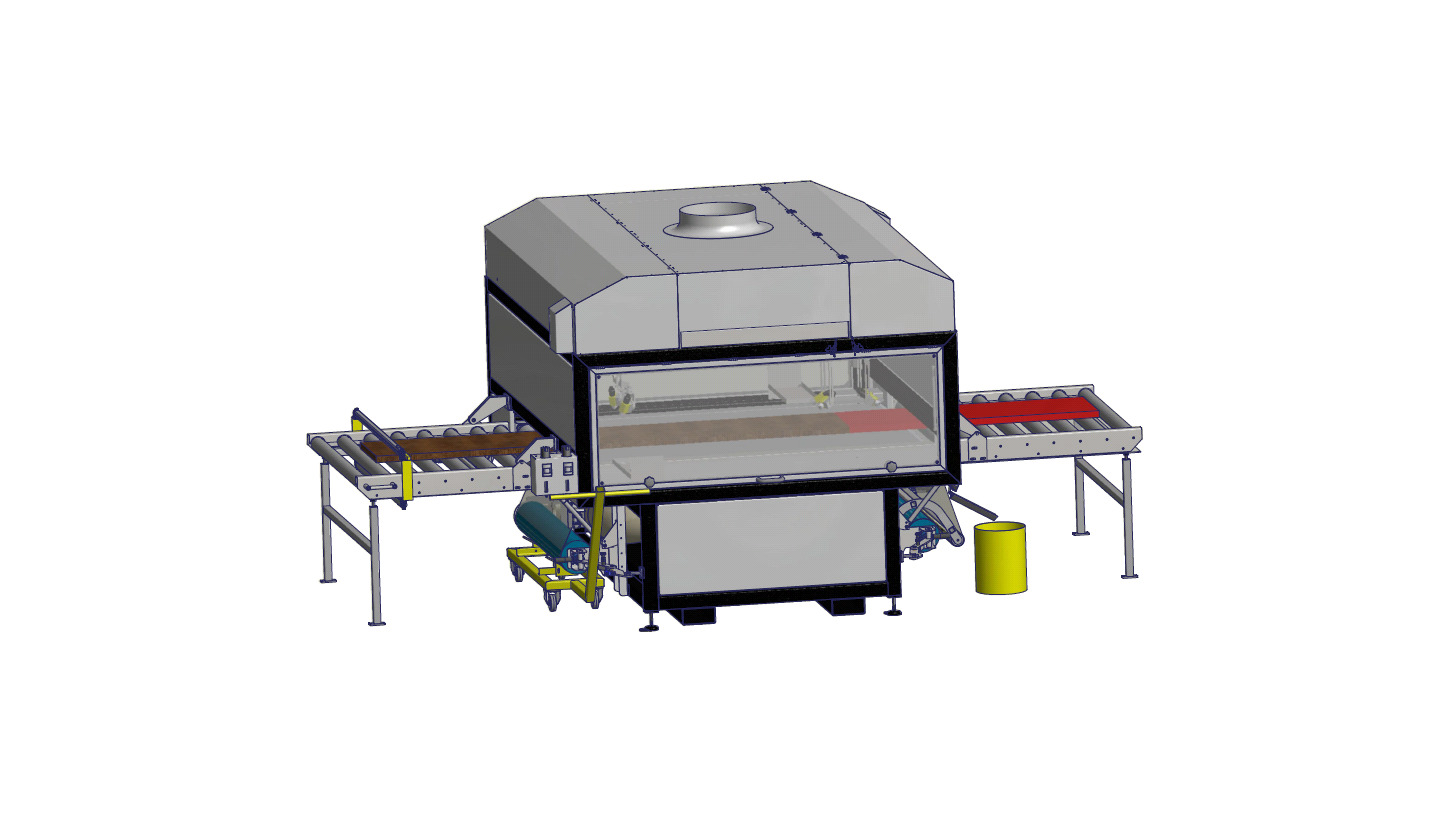 Logo Ceetec Travers Spraying Machine - paiting machine