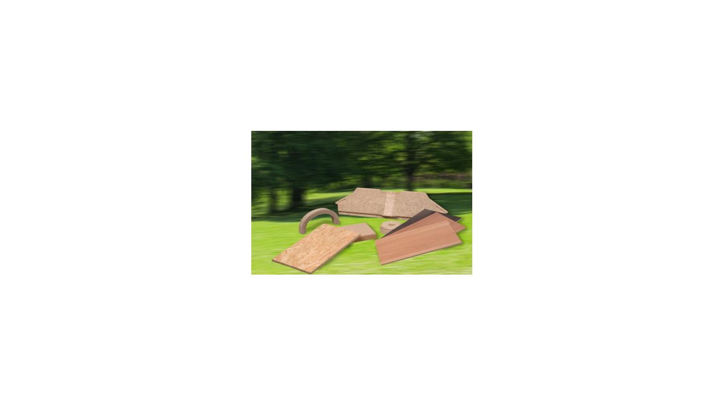 Logo Wood Based Panels - Particle Board, MDF, OSB, & Fiberboard