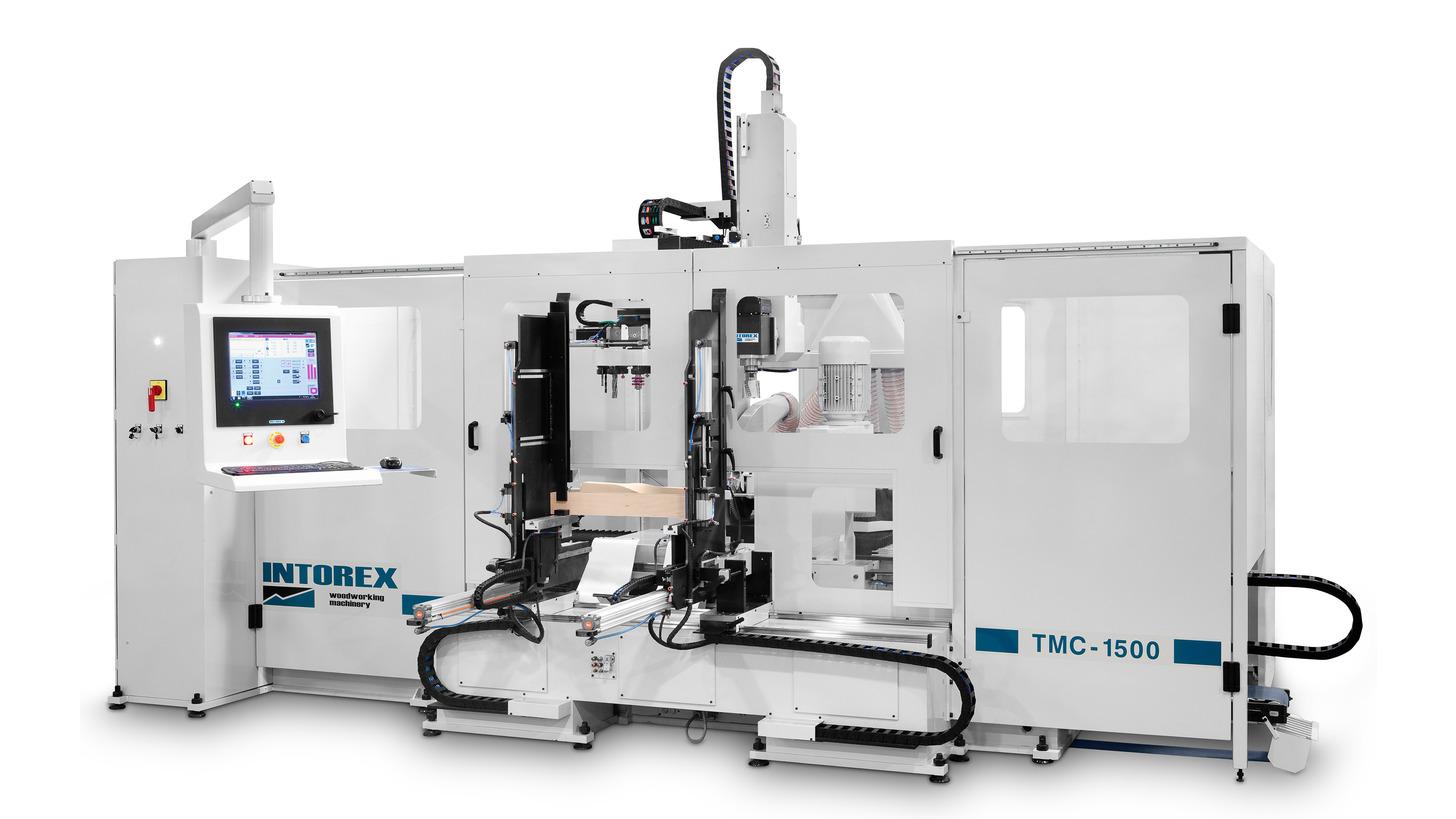 Logo TMC-1500: CNC machining centres