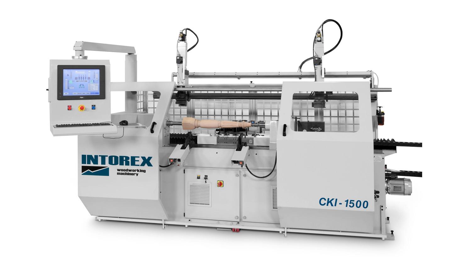 Logo CKI-1500: CNC lathes