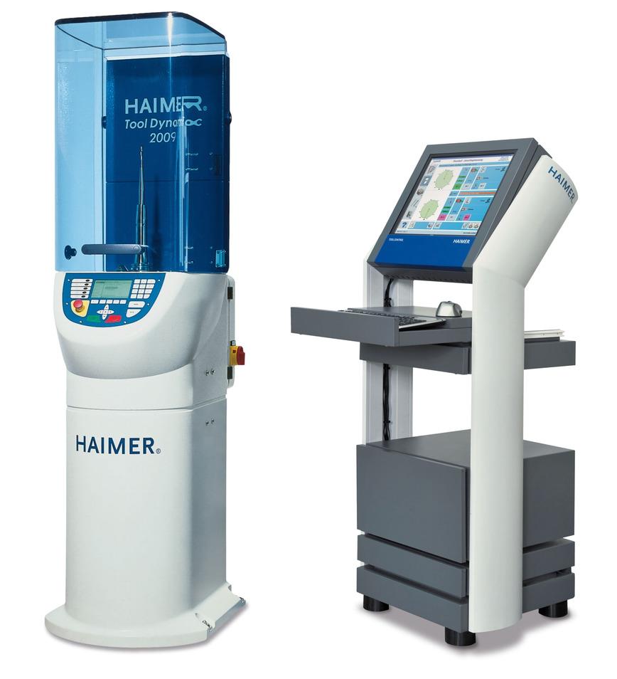 Logo Balancing Machines