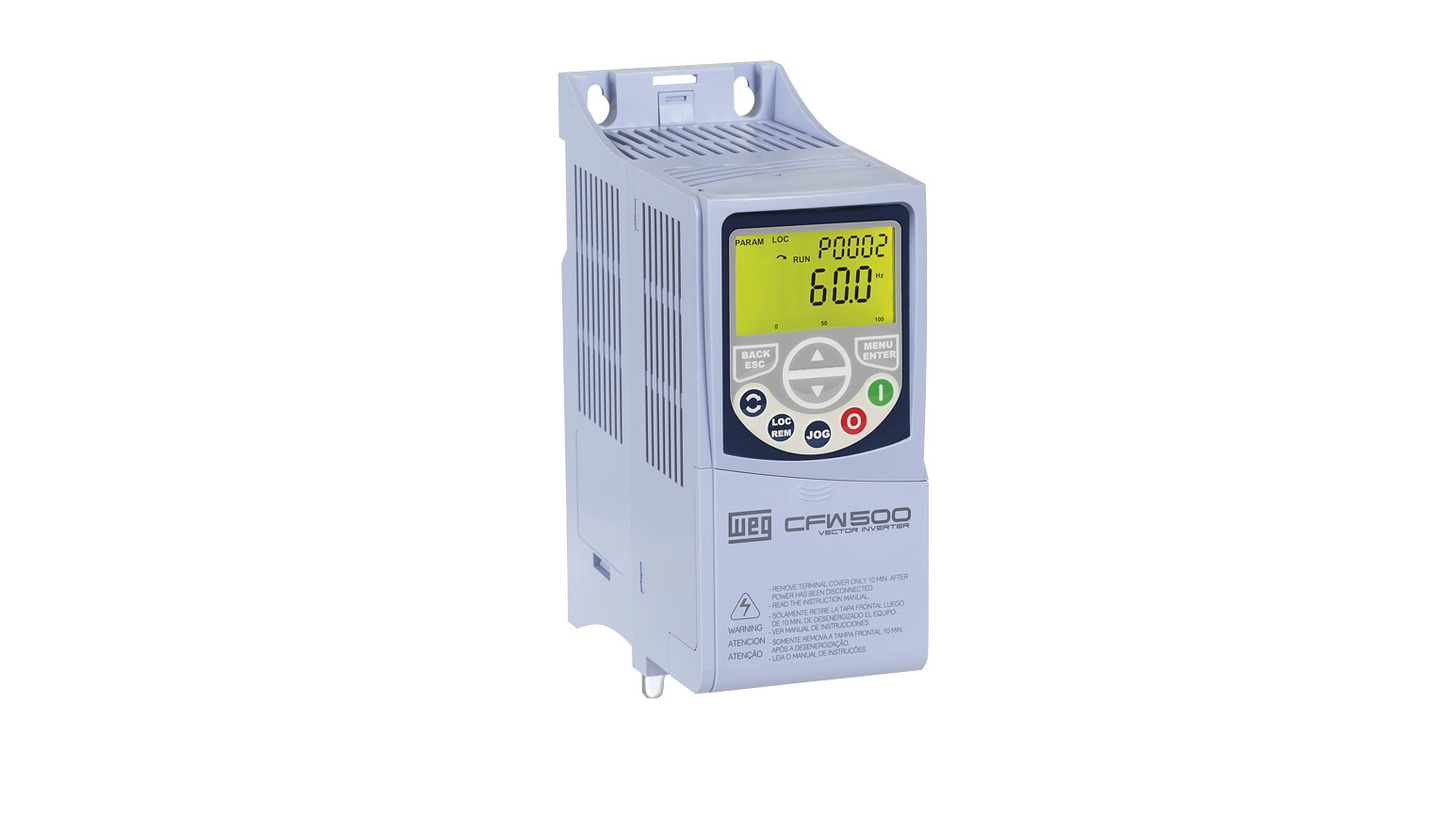 Logo CFW500 - Variable Speed Drive