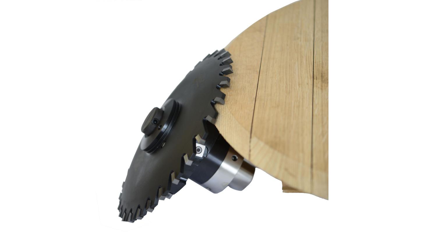 Logo Werkzeuge für die Fassherstellung