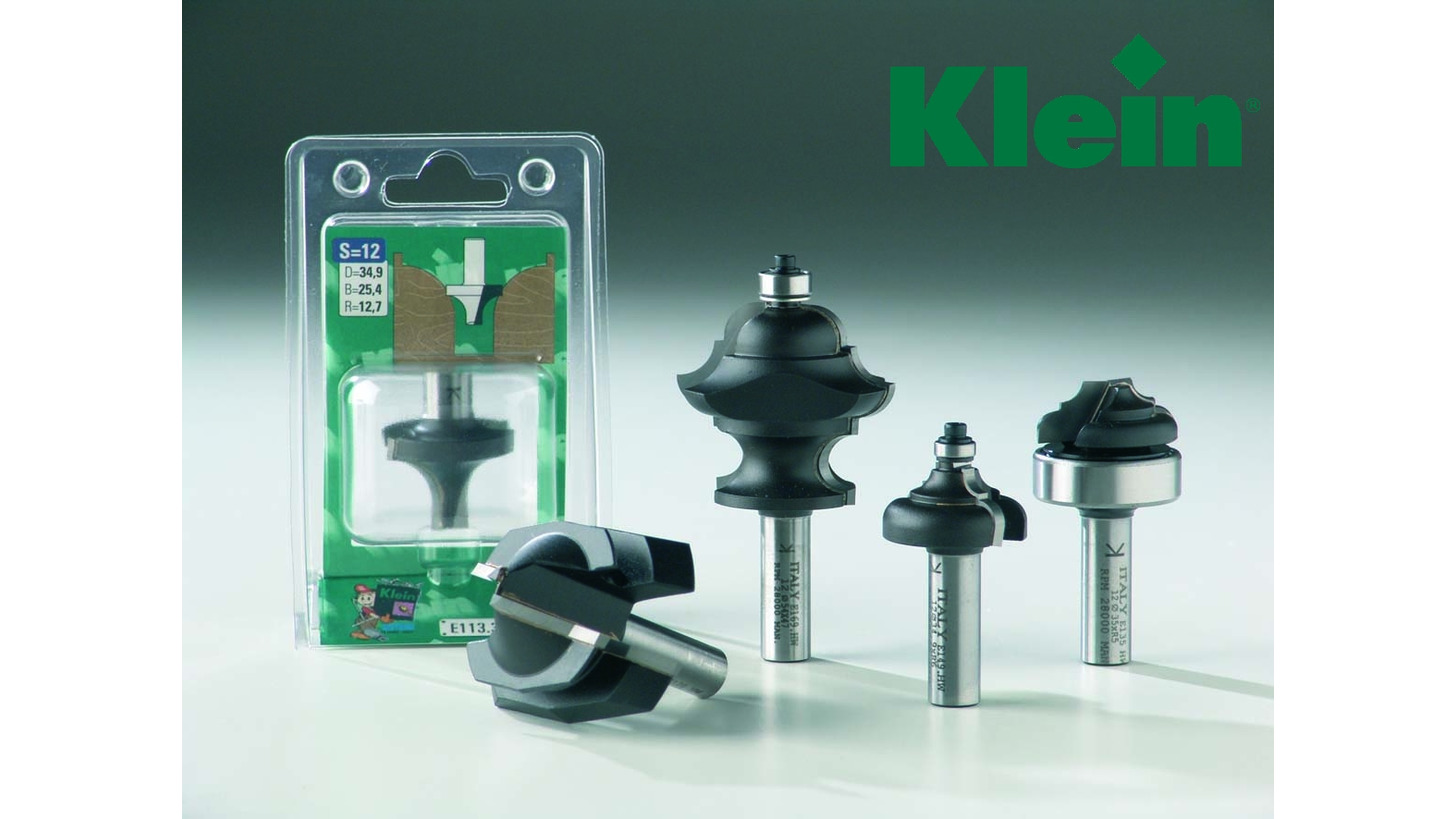 Logo Router Bits for Portable Machines