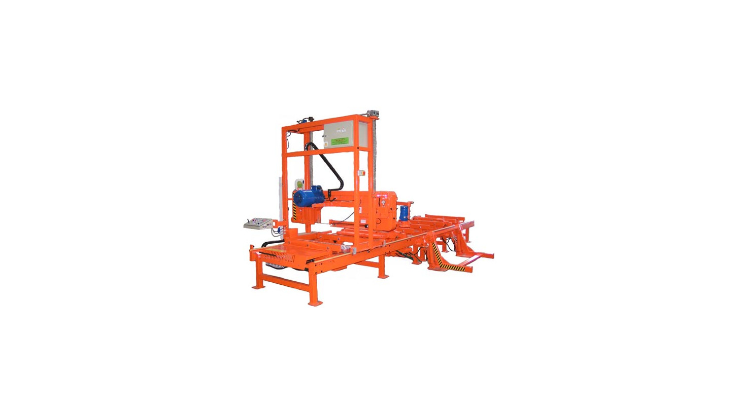 "Logo Horizontal single-band sawing machine ""CZ-1/BIG"""