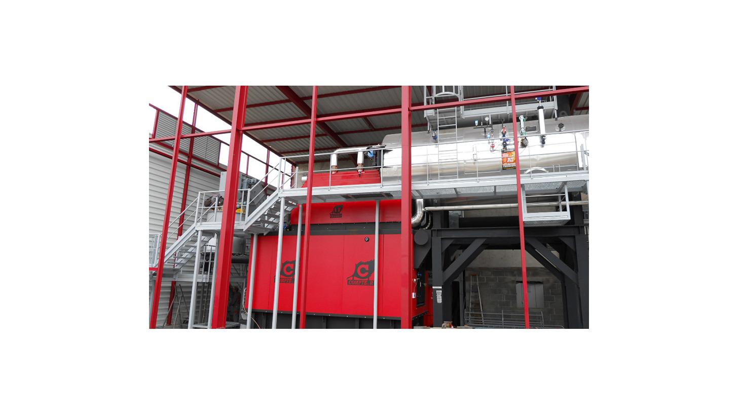 Logo Steam boilers