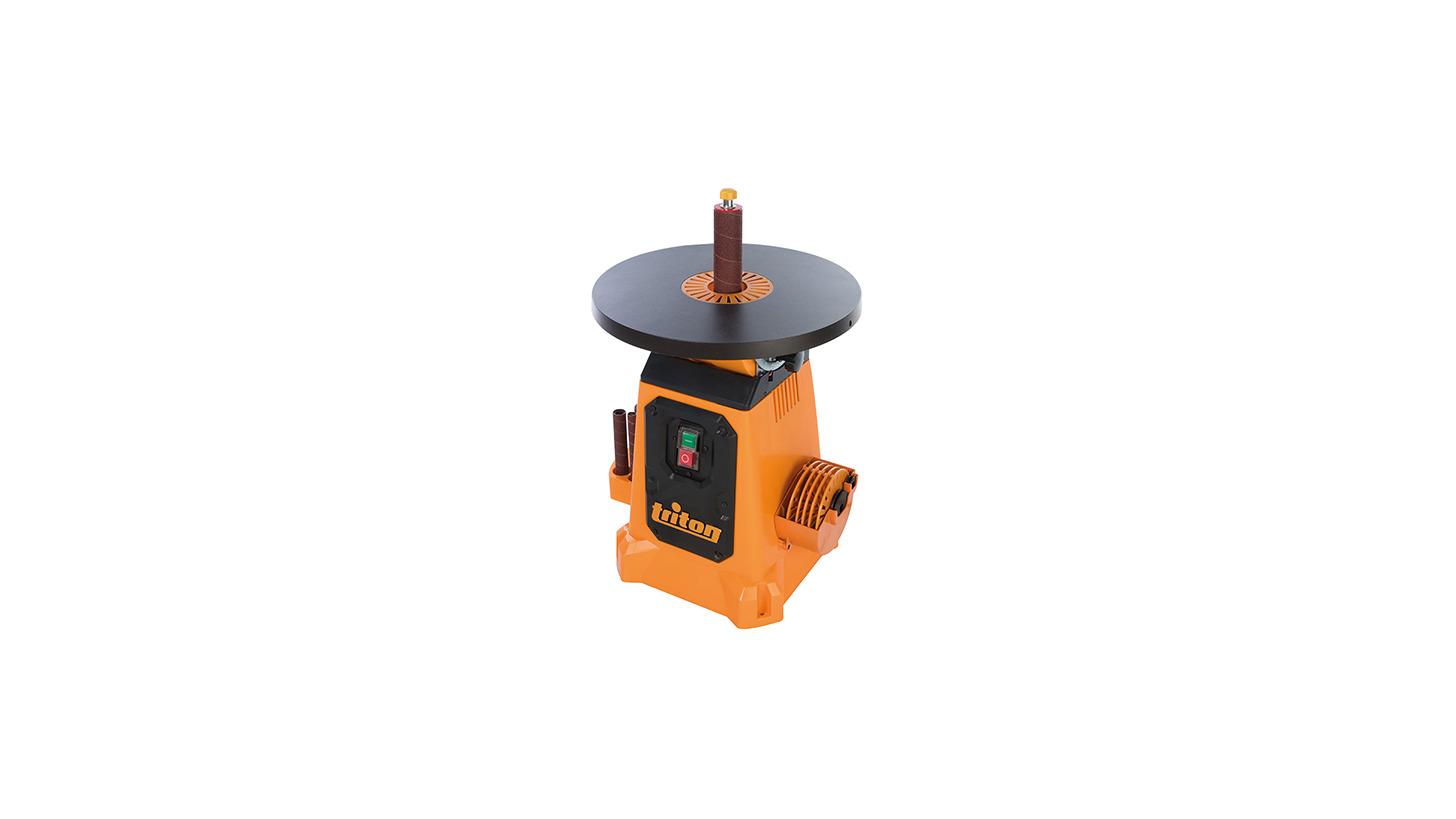 Logo Oscillating Tilting Spindle Sander