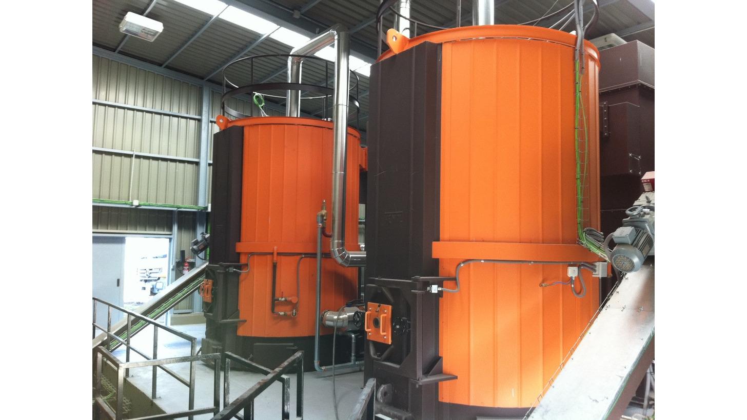 Logo VENTIL Biomass Boilers