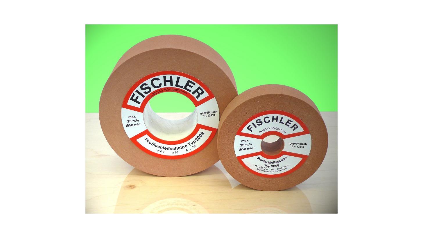 Logo Profile sanding wheel 3009
