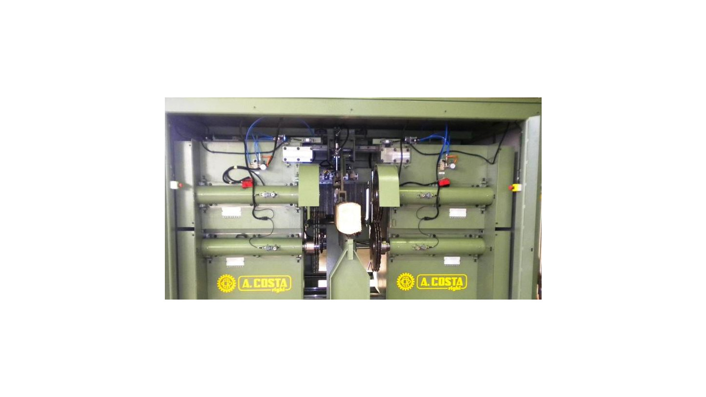 Logo Four-spindles multiple ripsaw