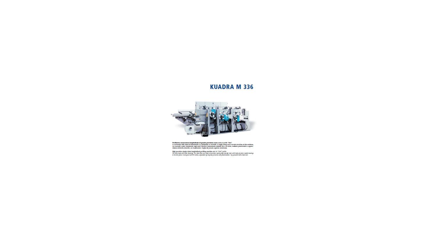 Logo Kuadra M336