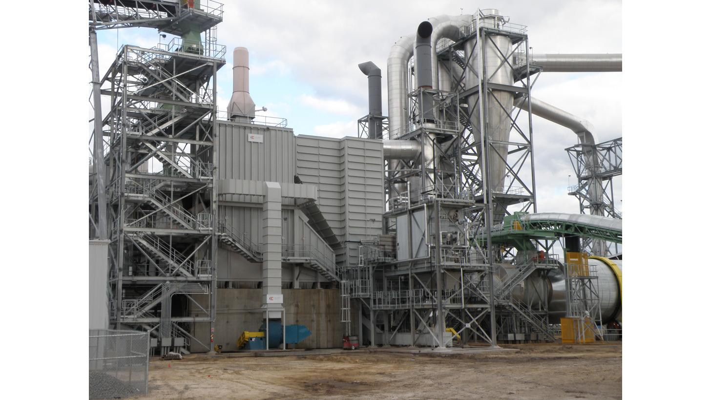 Logo Biomass Fired Heat Energy System