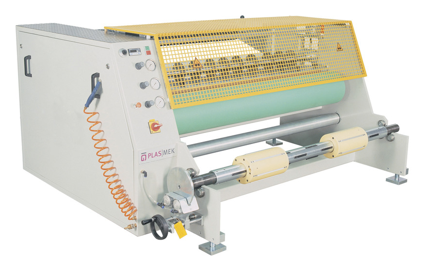 Logo FOIL AND PAPER SLITTING MACHINE