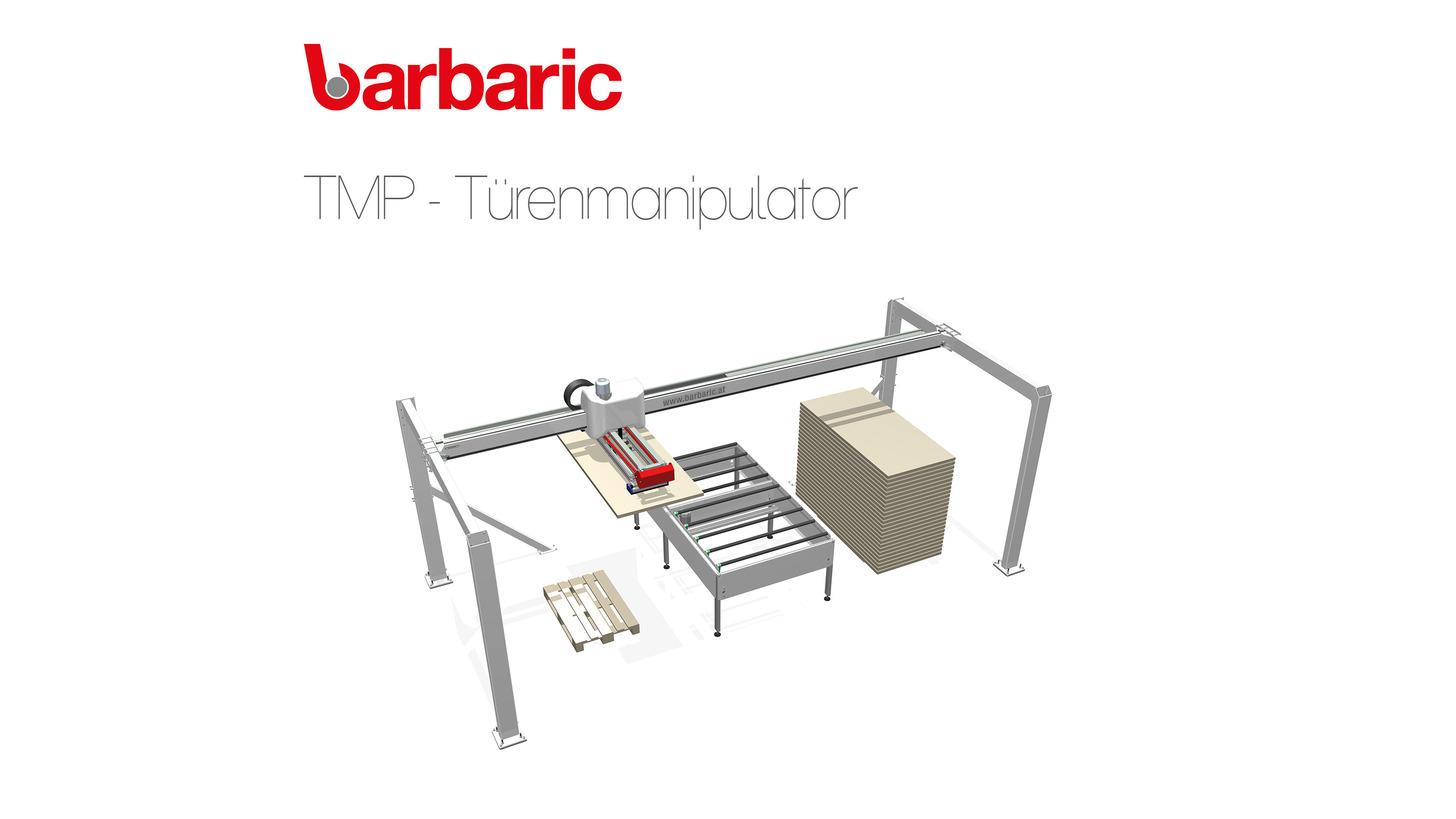 Logo TMP - Türenmanipulator