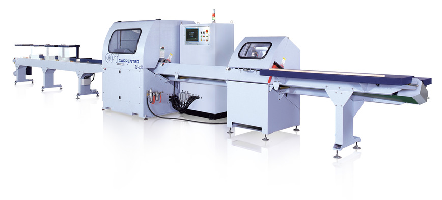 Logo SORTING CUT OFF MACHINE